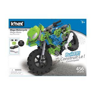 MEGA MOTORCYCLE BUILDING SET