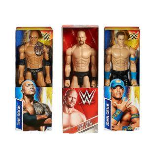 """WWE 12"""" LP ASSORTMENT"""