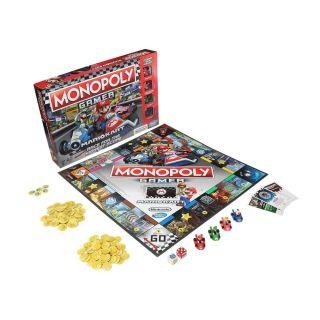 MONOPOLY GAMER MARIO-KART