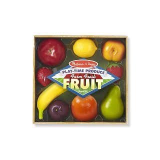 PLAYTIME FRUITS FRENCH