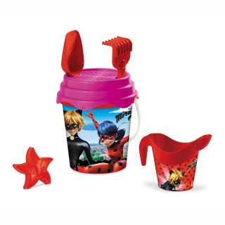 BUCKET SETS WITH WATERING CAN-MIRACULOUS