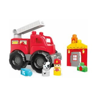 FIRST BUILDERS FIRE TRUCK RESCUE