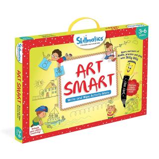 EDUCATIONAL GAME : ART SMART