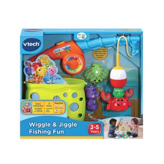 WIGGLE & JIGGLE FISHING FUN ENGLISH