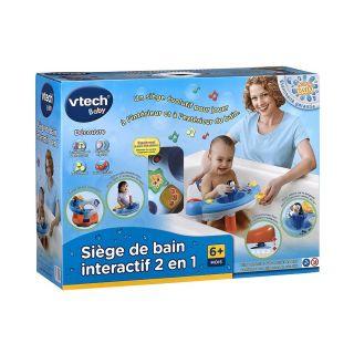 SIEGE DE BAIN INTERACTIF 2 EN 1