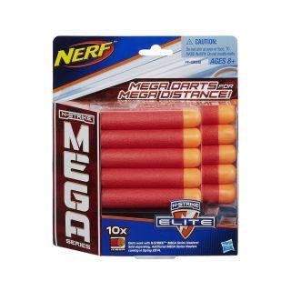 NERF N STRIKE ELITE MEGA 10 DART REFILL