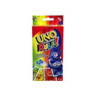 UNO COLORS RULES